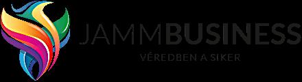 JAMMBusiness | Véredben a siker! Logo