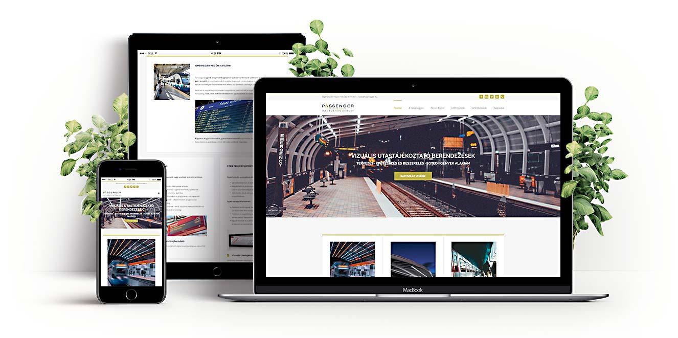 PID WordPress Weboldal